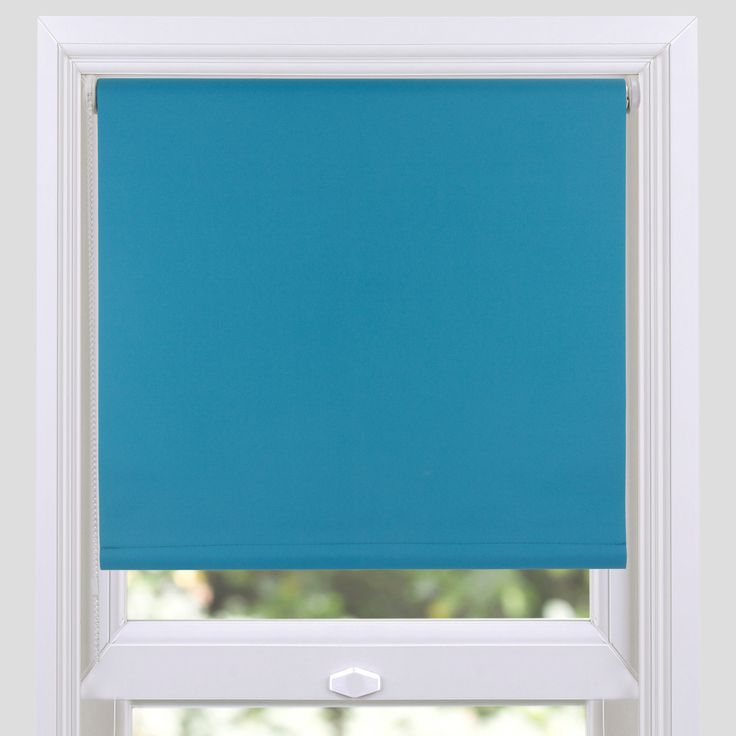 Beautiful Buy Teal Thermal Blackout Roller Blinds at The Range