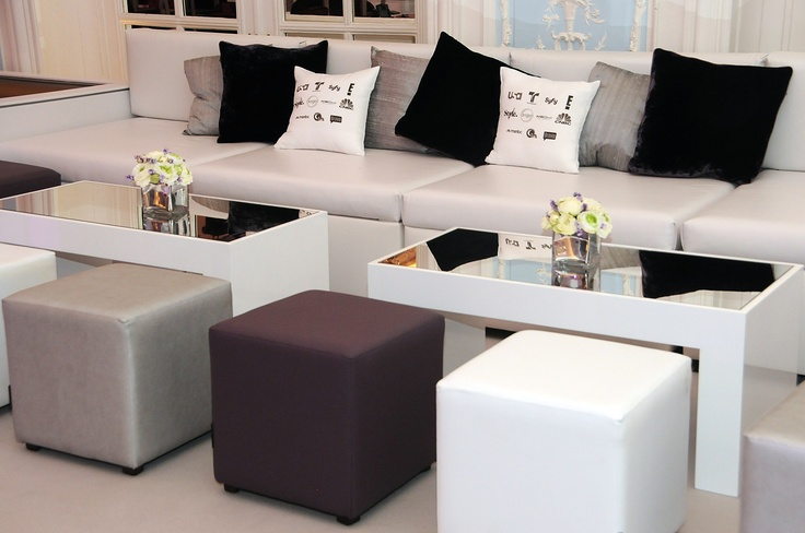 Don't forget the personalised home furnishings
