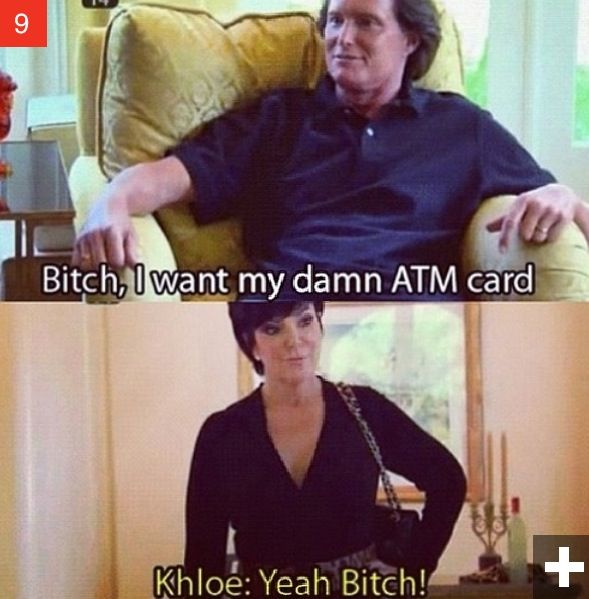 I want my ATM card!!