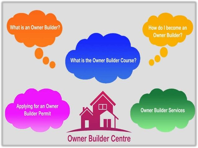 Who Owner Builder's Course Is Primarily Meant For?