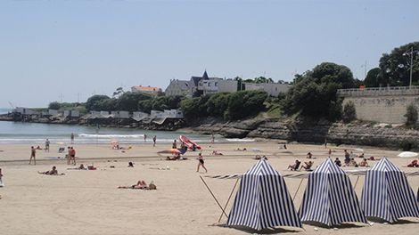 plage de Pontaillac