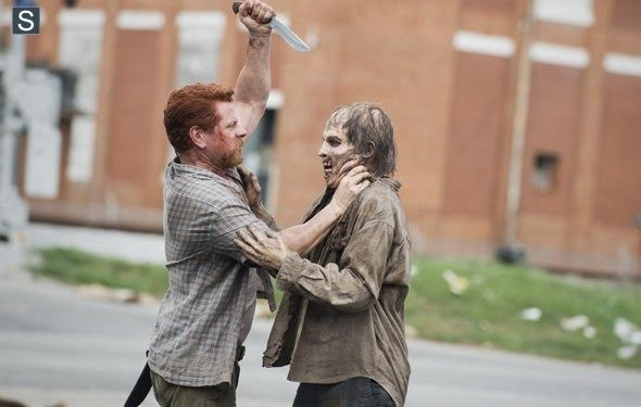 The Walking Dead - Self Help - Advance Preview | Spoilers