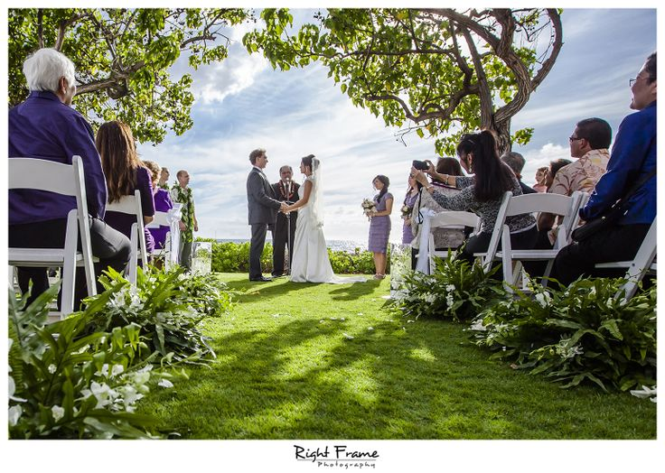 Beach Wedding Ceremony Oahu: 17 Best Images About Oahu Weddings On Pinterest