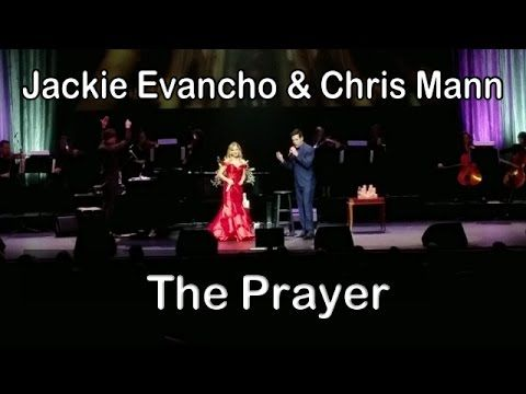 Jackie Evancho & Chris Mann - The Prayer (Live in Concert)