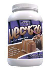 Nectar Sweets Chocolate Truffle by Syntrax - Buy Nectar Sweets Chocolate Truffle 2 Powder at the vitamin shoppe