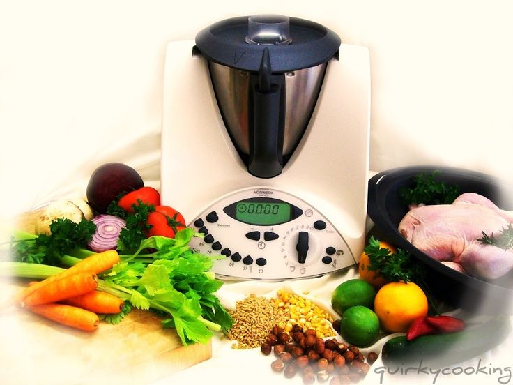 As you may have seen on Masterchef and Iron Chef Australia lately, the Thermomix is invaluable for cutting down time of food preparation.  It's like …