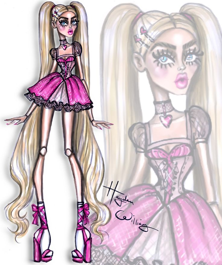 'Doe Eyed Doll' by Hayden Williams #HauntCouture #Halloween| Be Inspirational ❥|Mz. Manerz: Being well dressed is a beautiful form of confidence, happiness & politeness