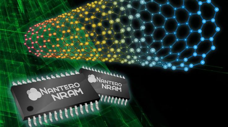 Mass. company's new chip could power futuristic laptops, tablets and hologram phones. Nantero is developing an alternative to flash memory using carbon nanotubes.