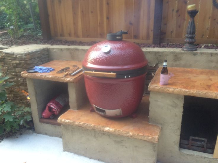 Kamado Joe Big Joe My Outdoor Smoking And Grill Patio