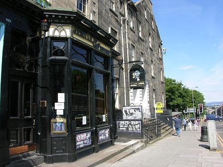 Jekyll and Hyde pub in Edinburgh