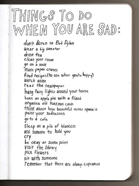 things to make you happy