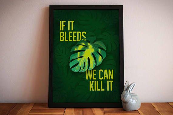 Predator  minimalist movie poster  movie quotes  movie