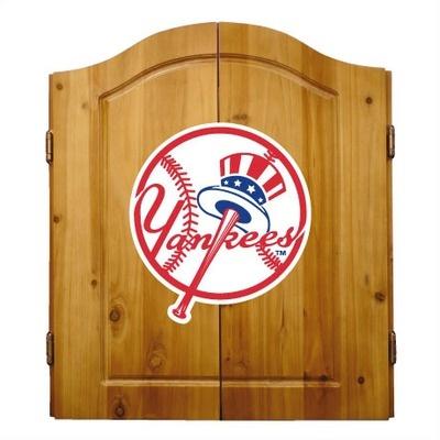 Imperial MLB Team Logo Complete Dart Cabinet Set