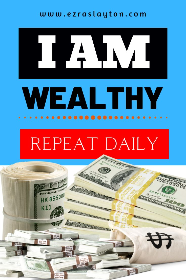 5 Powerful Affirmations to Attract Wealth Effortlessly.