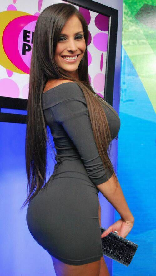 Hot latina nice big ass