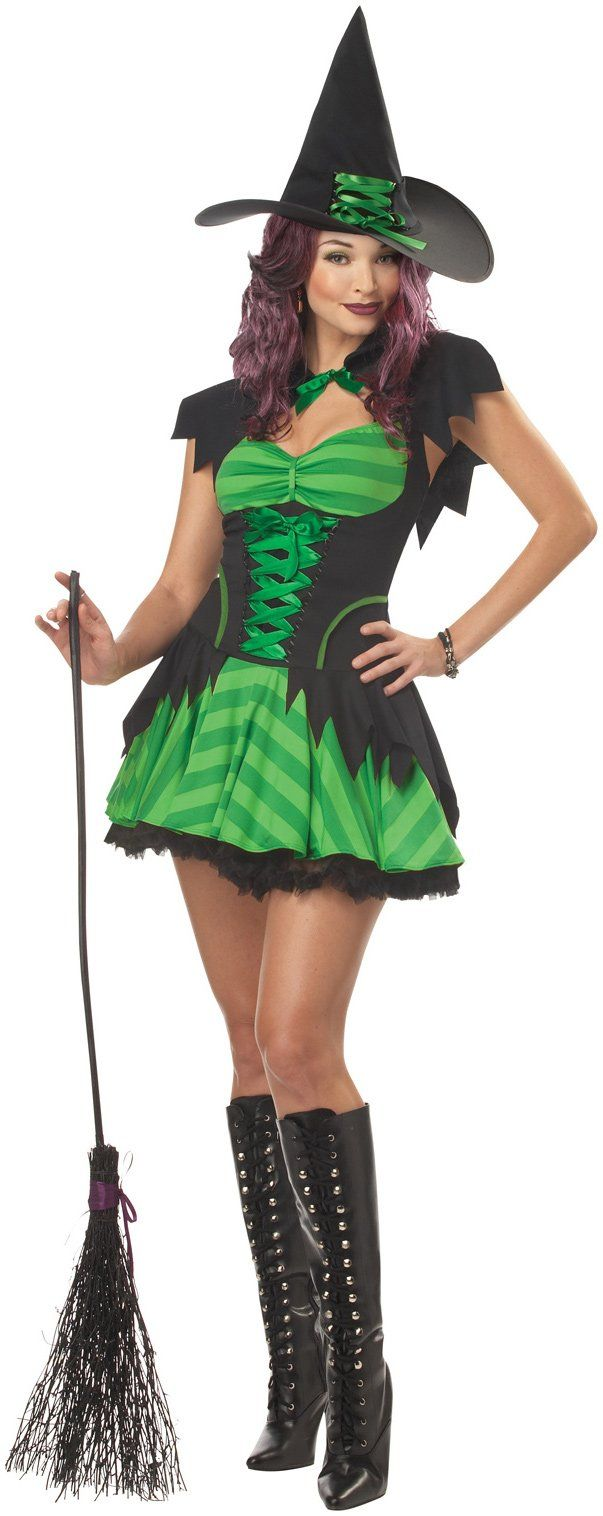 107 best Witch costumes images on Pinterest   Witch costumes ...