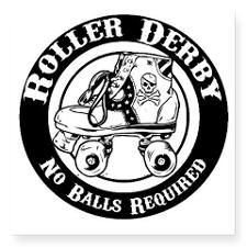 Roller Derby Skull autocollants pour voiture | Car Stickers, Decals, & More