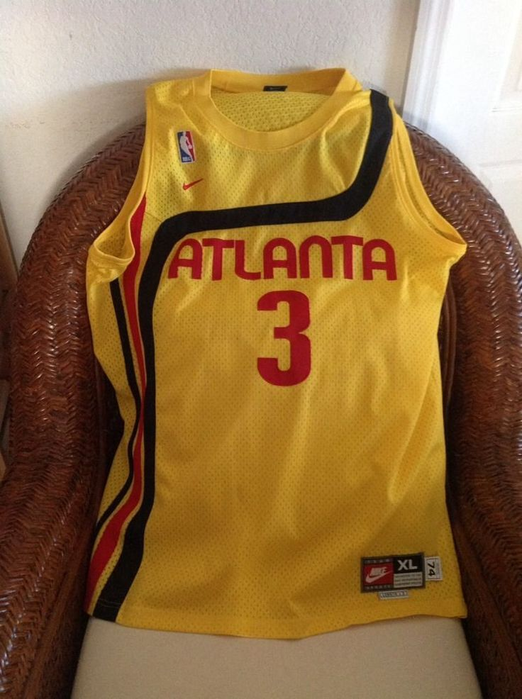 Vintage Shareef Abdur Rahim #3 Nike Throwback Atlanta Hawks Size XL Mens in Sports Mem, Cards & Fan Shop, Fan Apparel & Souvenirs, Basketball-NBA | eBay