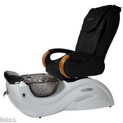 Lenox CleoGX Salon Pedicure Spa ,Pipeless -Whirlpool pedicure system w /Massage