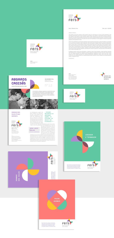 FERS - Brand Design #artdirection #branding #graphicdesign #marketing #jablonskimarketing