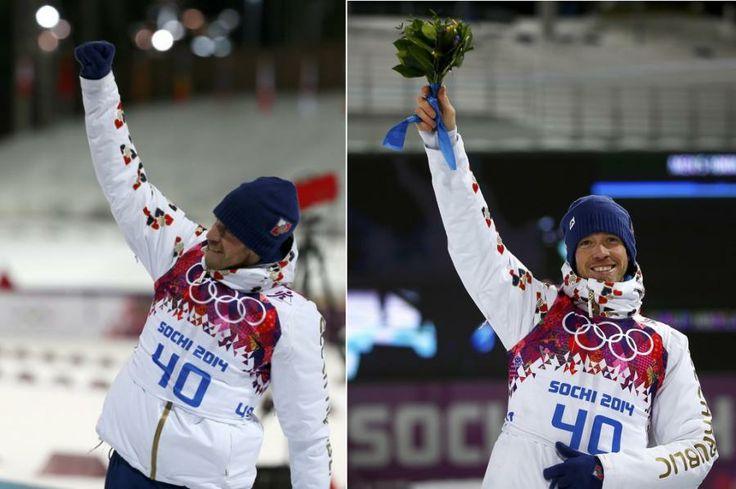 Soukup vybojoval pro Česko první biatlonovou medaili v historii — Česká výprava — Zimní olympijské hry — Česká televize