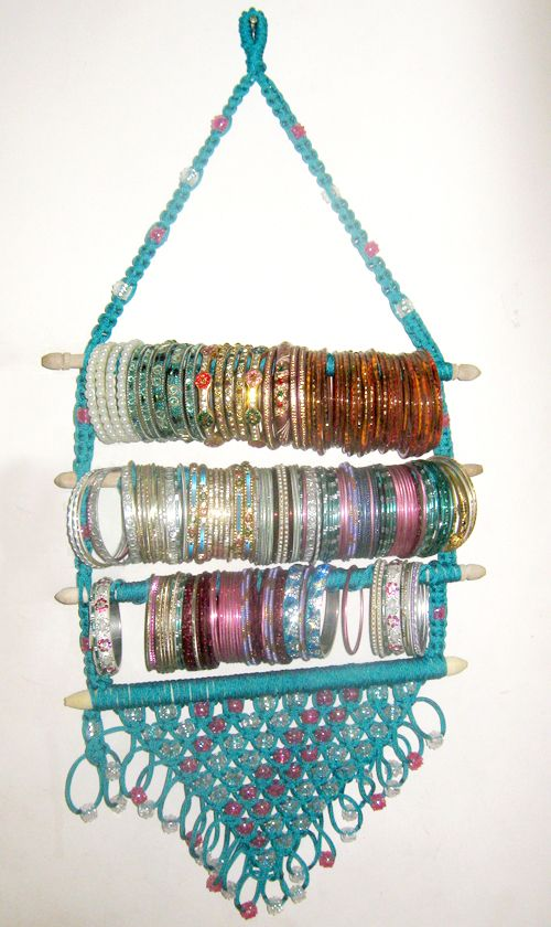 http://www.shopclues.com/macrame-bangle-hager.html