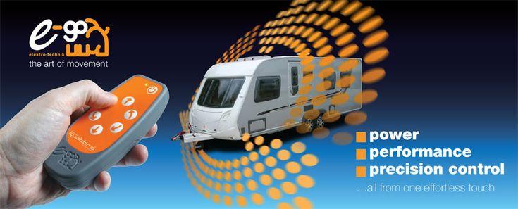 E-go Caravan Movers | Caravan Mover | Remote Caravan Movers | Purple Line | Australia
