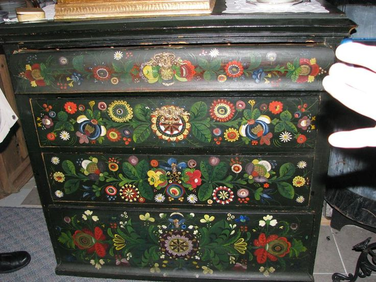 1370 best Painted furniture images on Pinterest Painted - k chen antik stil