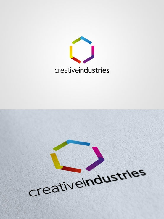 Creative industries #logo #design $350