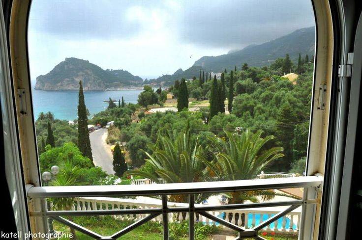 Corfou - Grèce #Travel #Holidays - Catherine Morvan