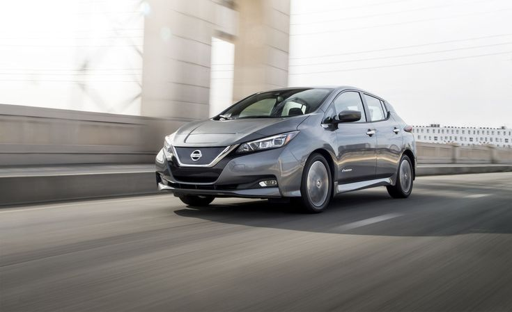 ICYMI: California King: All-New Nissan Leaf Tested!