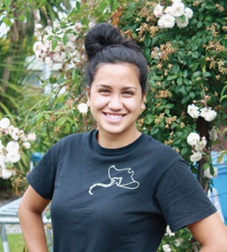 Rereahu Hetet, 19, is a crewmember on the Polynesian sailing waka Haunui, which is captained by her uncle and sailing pioneer Hoturoa Barclay-Kerr (Tainui). In 2011, as part of Te Mana o te Moana fleet, Rereahu undertook an extraordinary voyage from Aotearoa to the Tuamotu Islands, Marquesas, Hawaii and to the west coast of the United States from San Francisco to San Diego.