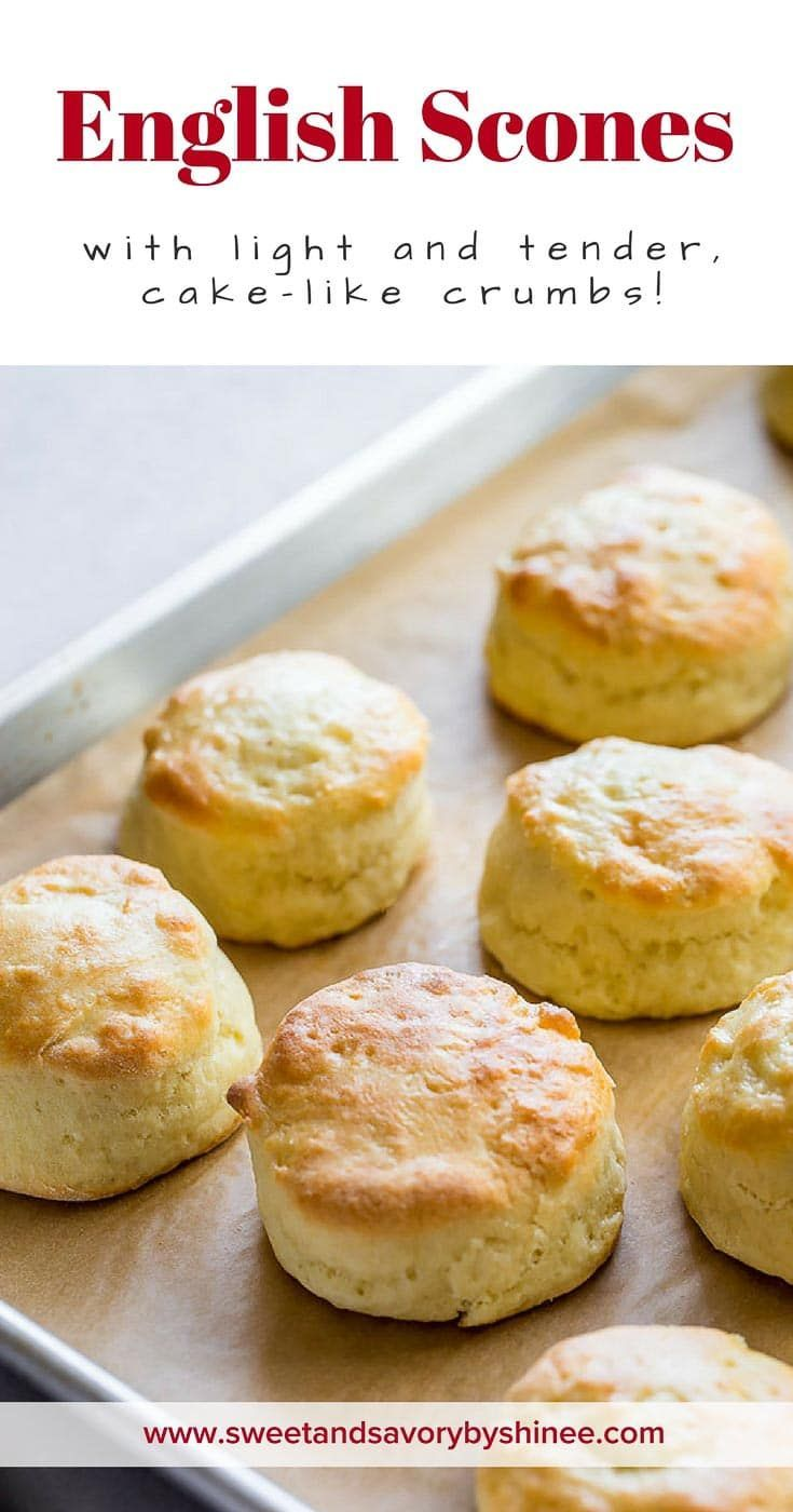 English Scones With Sweet Whipped Butter Recipe Scones Recipe Easy Scone Recipe English Scones