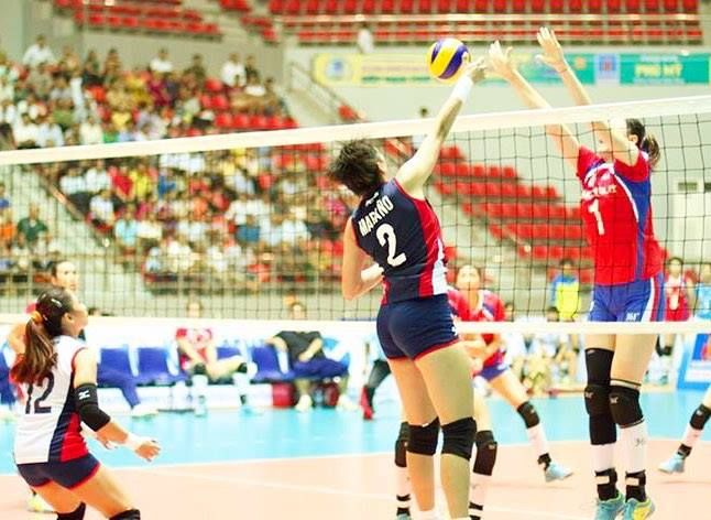 What's my favorite Volleyball move? See for yourself  #BMDC PSL GRAND PRIX is really fast approaching  by #abymarano http://ift.tt/1jnu5rt