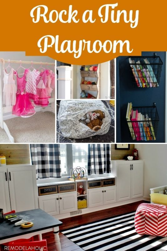 78 ideas about small playroom on pinterest small space furniture conservatory furniture and - Playroom office ideas ...