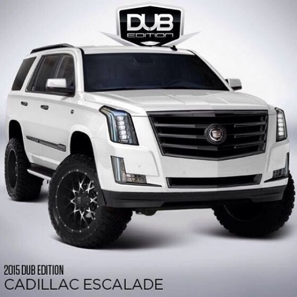 How about a @LFTDxLVLD version of the new @Cadillac Escalade? Cadillac Escalade Lifted Stormtrooper  DUBEdition DUBMagazine LFTDxLVLD