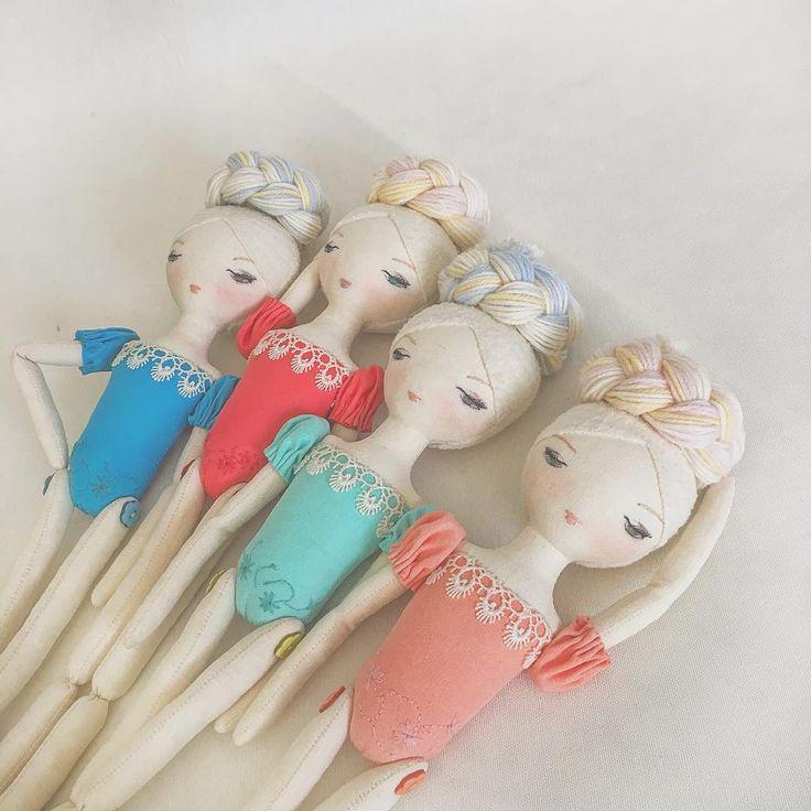 #lileta ☺Frumoasele noastre #ballerina vor fi disponibile pentru adopție din 28.03 #ballerinadoll