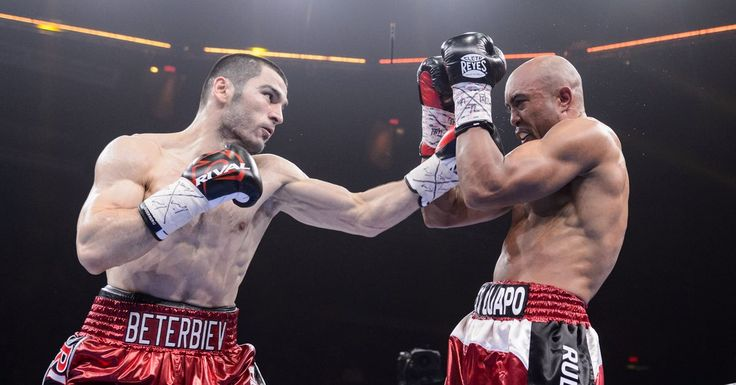 Beterbiev joins Top Rank, could fight April 19th #allthebelts #boxing