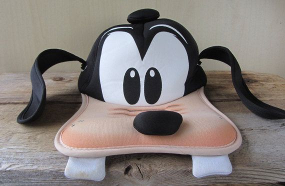 Vintage GOOFY Big Floppy Ears Official Disney Parks Authentic Hat at HatsForward