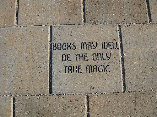 yes, so true even though we al believe in a little magic