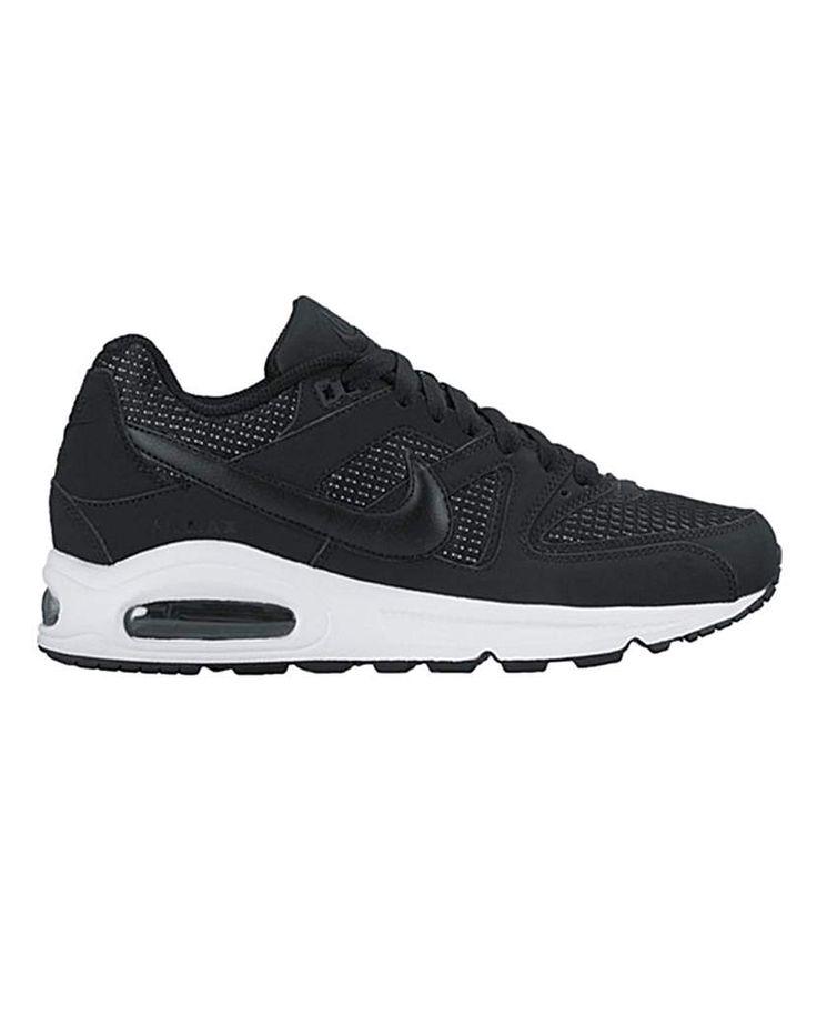 NIKE Air Max motion leather sneaker Black Scarpe Da Ginnastica Scarpe Uomo 858652001 NUOVO
