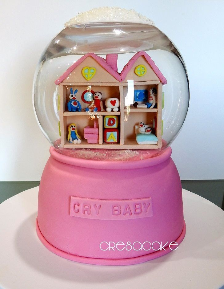 Dollhouse Design Cake : 307 best My Sisters Cakes images on Pinterest Birthday ...