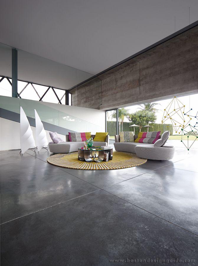 Roche Bobois | Contemporary Interior Design In Boston U0026 Natick, MA | Boston  Design Guide