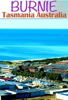 Burnie is located along the beautiful stretch of Tasmania's... #Burnie #Tasmania #Australia #travelguides #travel #traveltips