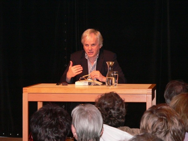 Another of my favourite writers: Peter Bieri a.k.a. Pascal Mercier