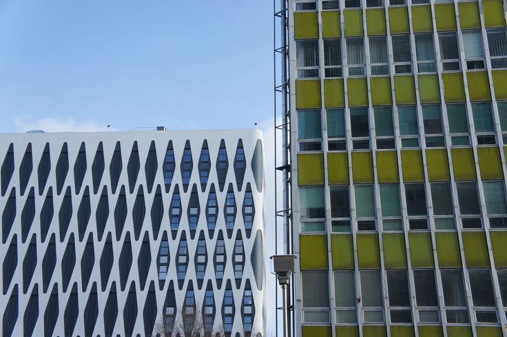 40 years of architecture  - ul. dąbrowskiego