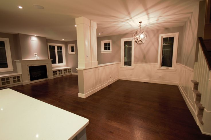 dining room / great room area
