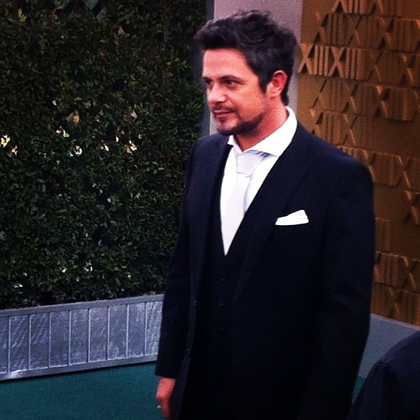.@AlejandroSanz vestido muy guapo! #latingrammy - @latingrammys- #webstagram