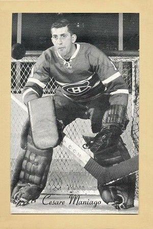 Cesare Maniago - Montreal