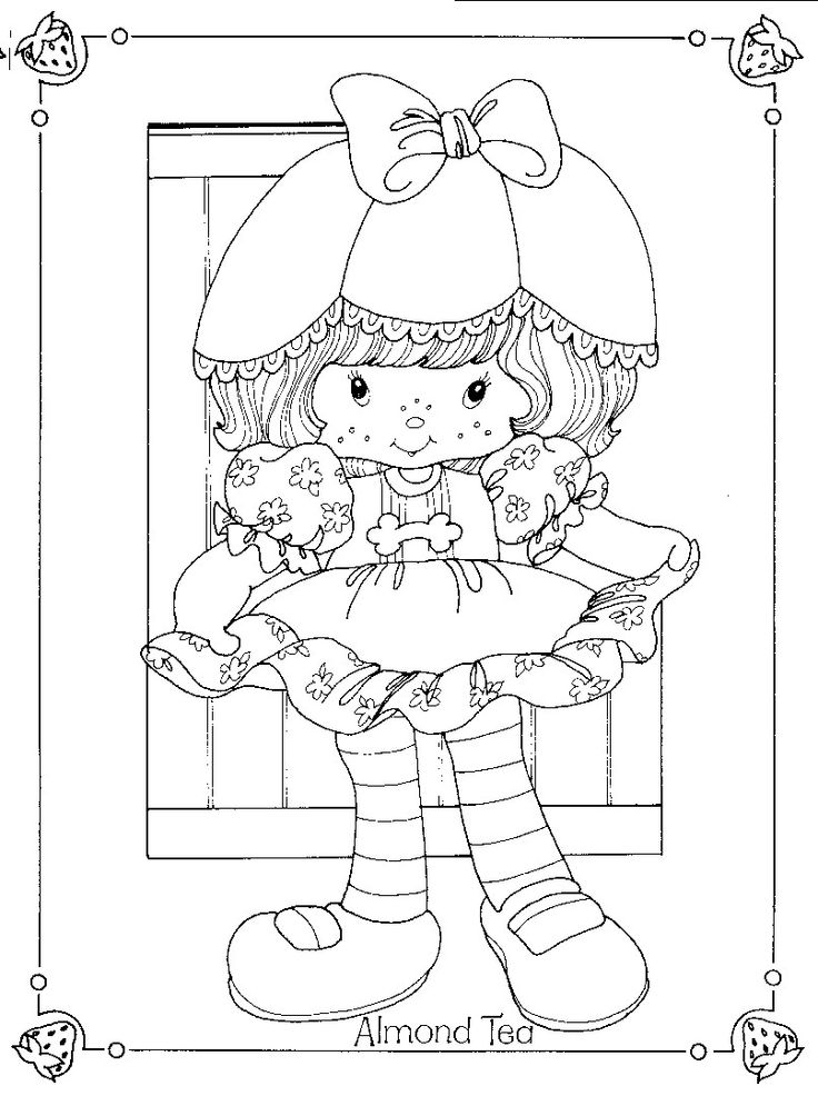 caroline coloring pages - photo#26